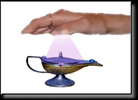 projection of life force for magic